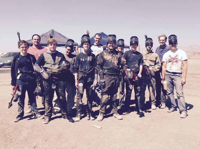 SUMMER IS A GREAT TIME TO BOOK YOUR PAINTBALL PRIVATE PARTY AT ACTION STAR GAMES.